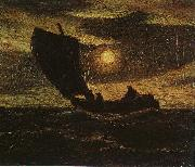 Toilers of the Sea Albert Pinkham Ryder