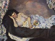 Reclining Nude Armand guillaumin