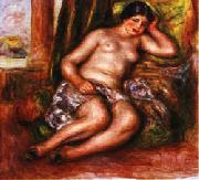 Sleeping Odalisque renoir
