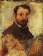 Self-Portrait renoir