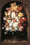 Bouquet in a Niche BEERT, Osias