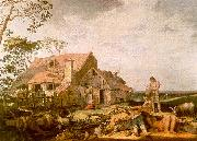 Landscape with Peasants Resting  gggf BLOEMAERT, Abraham
