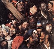 Christ Carrying the Cross gfh BOSCH, Hieronymus