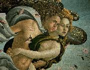The Birth of Venus (detail) dsfds Botticelli