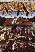 Mystical Nativity fg Botticelli