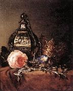 Still-Life with Symbols of the Virgin Mary BRAY, Dirck