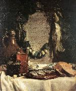 Still-life in Praise of the Pickled Herring df BRAY, Joseph de