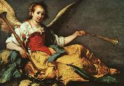 An Allegory of Fame Bernardo Strozzi