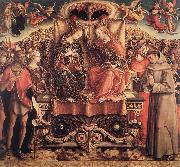 Coronation of the Virgin dgfd CRIVELLI, Carlo