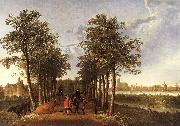 The Avenue at Meerdervoort dfg CUYP, Aelbert
