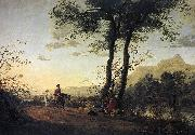 A Road near a River sdfg CUYP, Aelbert