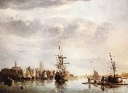 View of Dordrecht  ds CUYP, Aelbert