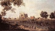 Eton College Chapel f Canaletto