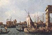 La Punta della Dogana (Custom Point) dfg Canaletto