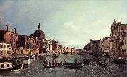 Grand Canal: Looking South-West f Canaletto