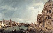 Entrance to the Grand Canal: Looking East f Canaletto