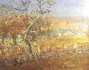 Late Afternoon Childe Hassam