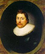 Portrait of a Gentleman  222 Cornelius Johnson