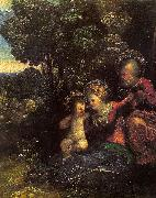 The Rest on the Flight into Egypt_4 Dosso Dossi