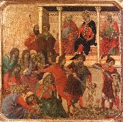 Slaughter of the Innocents Duccio
