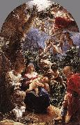 Rest on Flight into Egypt dsg ELSHEIMER, Adam