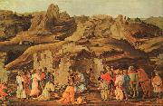 The Adoration of the Kings Filippino Lippi