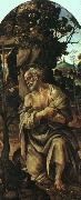 Saint Jerome Filippino Lippi