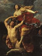 Deianeira Abducted by the Centaur Nessus Guido Reni