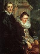 A Young Married Couple Jacob Jordaens