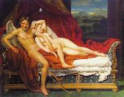 Cupid and Psyche Jacques-Louis David