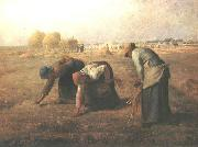 The Gleaners Jean-Franc Millet