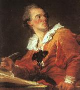 Inspiration Jean-Honore Fragonard