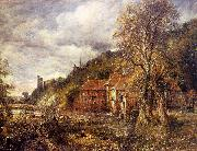Arundel Mill and Castle John Constable