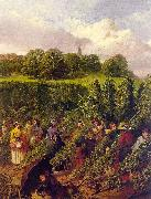 The Hop Pickers John F Herring