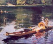 The Thames at Maidenhead John Lavery