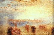 Approach to Venice William Turner