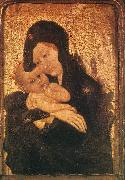 Madonna and Child s MALOUEL, Jean