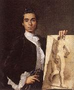 Portrait of the Artist g MELeNDEZ, Luis
