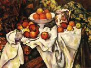 Apples and Oranges Paul Cezanne