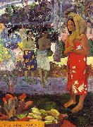 Hail Mary Paul Gauguin
