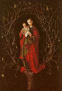 Our Lady of the Barren Tree Petrus Christus