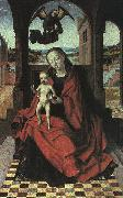 The Virgin and the Child Petrus Christus