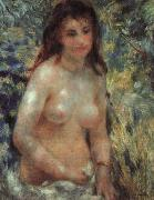 Study for Nude in the Sunlight renoir