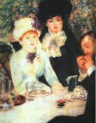 The End of the Luncheon renoir