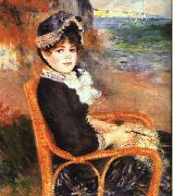 By the Seashore renoir