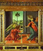 Cestello Annunciation Botticelli