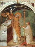 Miraculous Mass Simone Martini