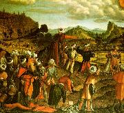 The Stoning of Saint Stephen Vittore Carpaccio