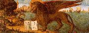 The Lion of St.Mark Vittore Carpaccio