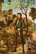 Portrait of a Knight Vittore Carpaccio